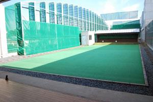 弓道場・アーチェリー場