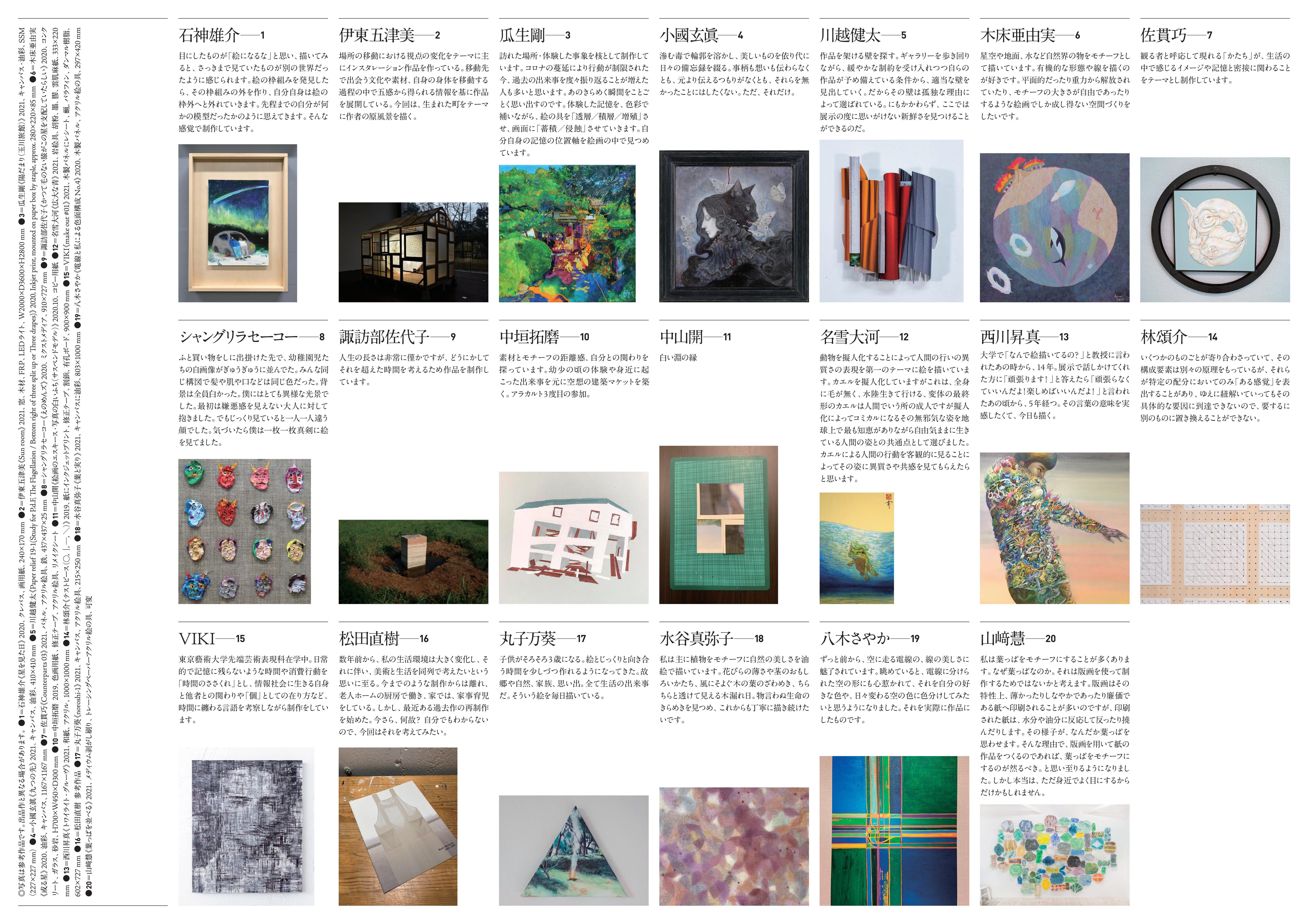 ふなばし現代アート展アラカルト第6回